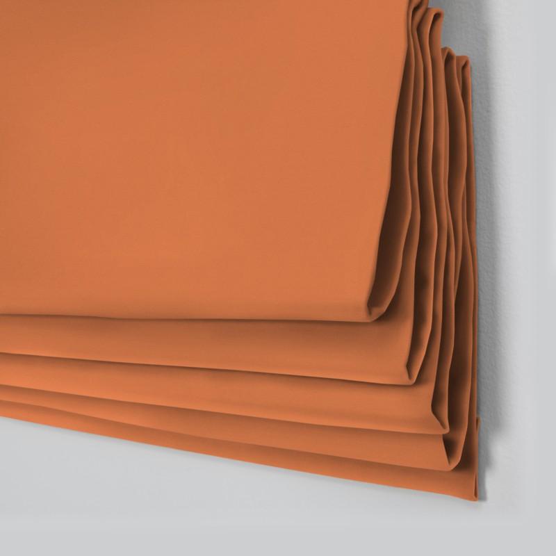 Oasis Orange Roman Blind Made to measure Style
