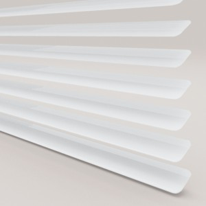 Style Studio Polar White Venetian Blind 25mm