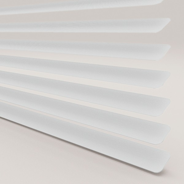 Style Studio Matt Silver Venetian Blind 25mm