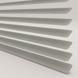 Style Studio Brushed Steel Venetian Blind 25mm