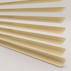 Style Studio Wood Effect Pine Venetian Blind