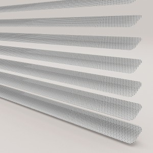Style Studio Perforated Porcelain Venetian Blind 25mm