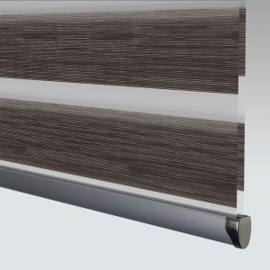 Style Studio Beam Walnut Mirage Blind