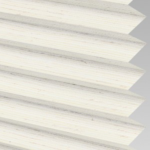 Style Studio MINERAL ASC Ivory Pleated Blind