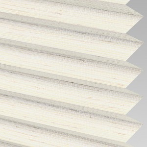 Style Studio MINERAL ASC Cream Pleated Blind