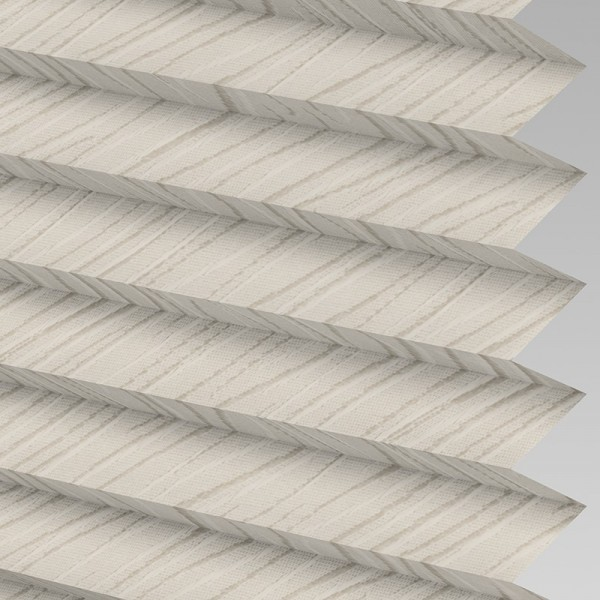 Style Studio CHENILLE ASC Beige Pleated Blind