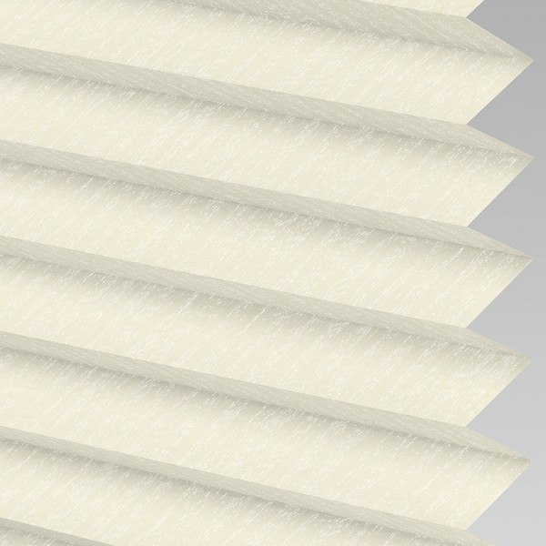 Style Studio RIBBONS ASC Cream Pleated Blind