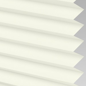 Style Studio INFUSION Cream Pleated Blind