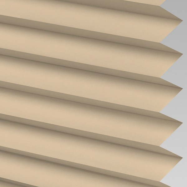 Style Studio INFUSION Beige Pleated Blind