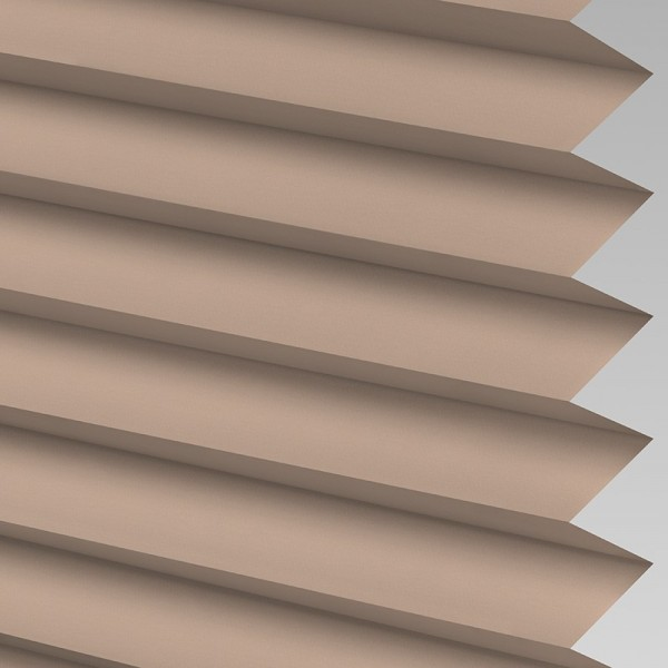 Style Studio INFUSION ASC Taupe Pleated Blind