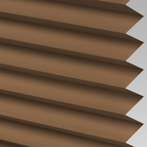 Style Studio INFUSION ASC Coffee Pleated Blind