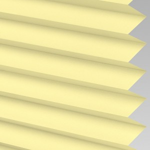 Style Studio INFUSION ASC Lemon Pleated Blind