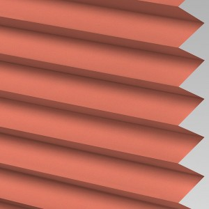 Style Studio INFUSION ASC Terracotta Pleated Blind