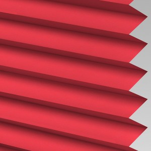 Style Studio INFUSION ASC Raspberry Pleated Blind