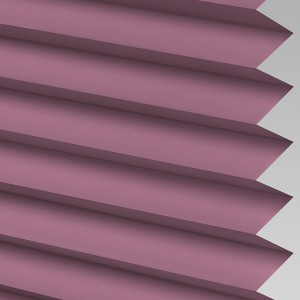 Style Studio INFUSION ASC Purple Pleated Blind