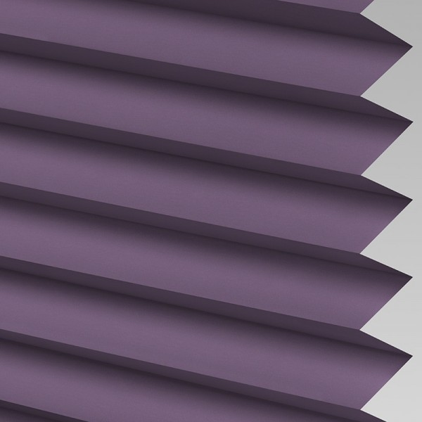 Style Studio INFUSION ASC Grape Pleated Blind