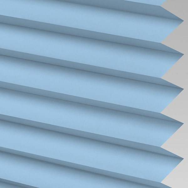 Style Studio INFUSION ASC Pale Blue Pleated Blind