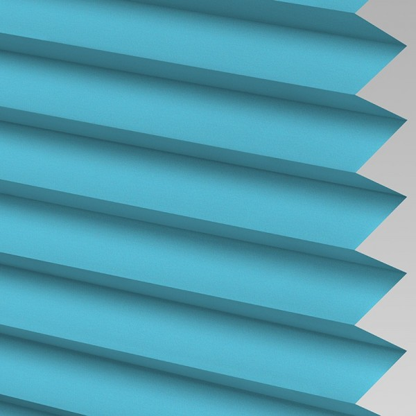 Style Studio INFUSION ASC Teal Pleated Blind