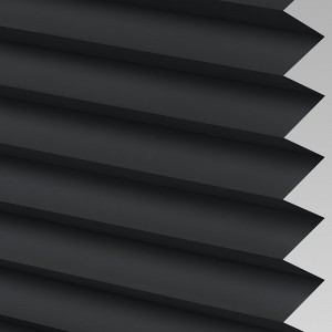 Style Studio INFUSION ASC Black Pleated Blind