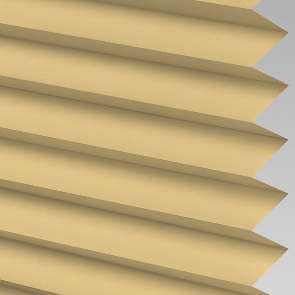 Style Studio INFUSION ASC Muted Gold Pleated Blind