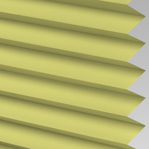 Style Studio INFUSION ASC Lime Green Pleated Blind