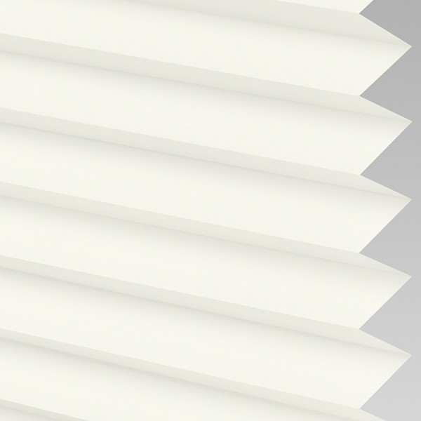 Style Studio INFUSION ASC FR White Pleated Blind