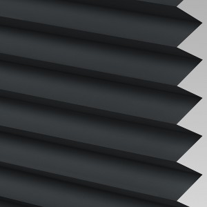 Style Studio INFUSION ASC FR Black Pleated Blind