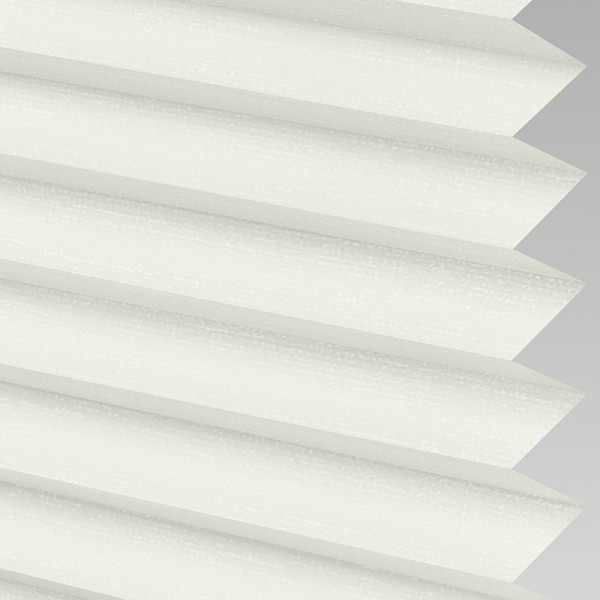 Style Studio SILKETTE ASC White Pleated Blind