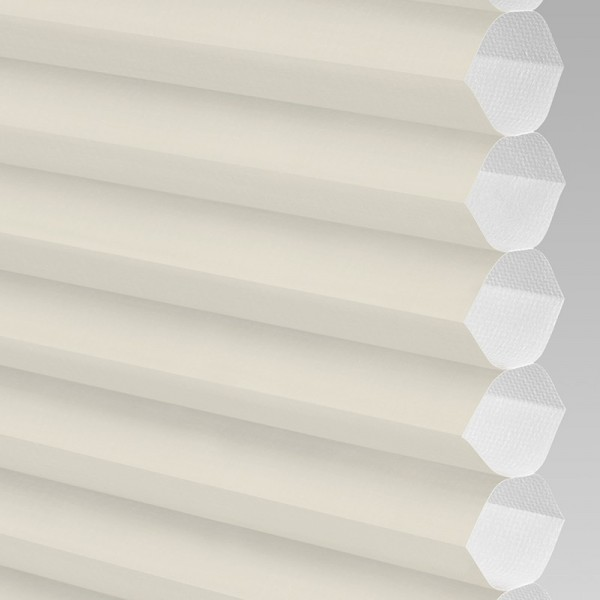 Style Studio HIVE PLAIN Cream Cellular Blind