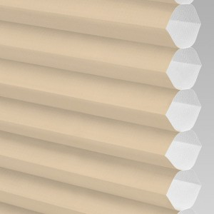 Style Studio HIVE PLAIN Barley Cellular Blind