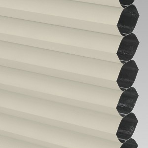 Style Studio HIVE BLACKOUT Cream Cellular Blind