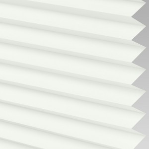 Style Studio INFUSION ASC MICRO White Pleated Blind