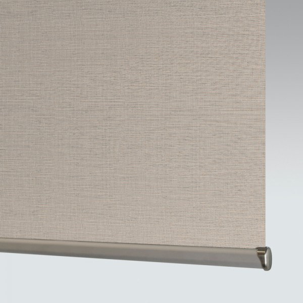 Style Studio Canvas Buff Roller Blind