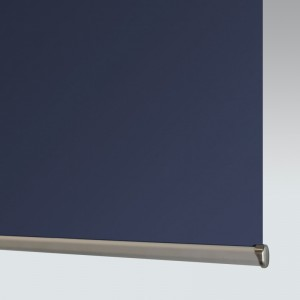 Style Studio Banlight Duo FR Navy Roller Blind
