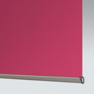 Style Studio Banlight Duo FR Fuschia Roller Blind