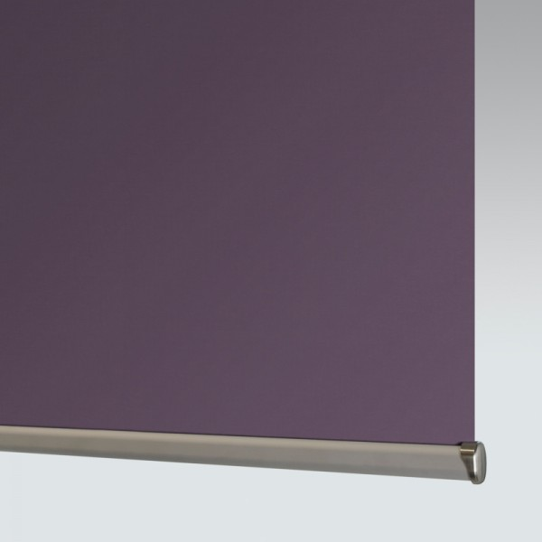 Style Studio Banlight Duo FR Mulberry Roller Blind