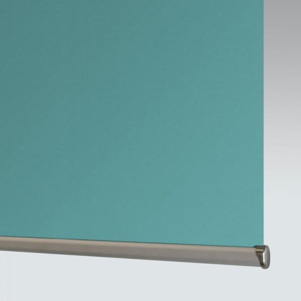 Style Studio Banlight Duo FR Turquoise Roller Blind