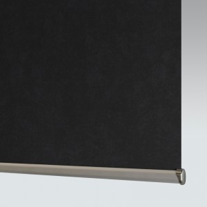 Style Studio Chancery Black Roller Blind