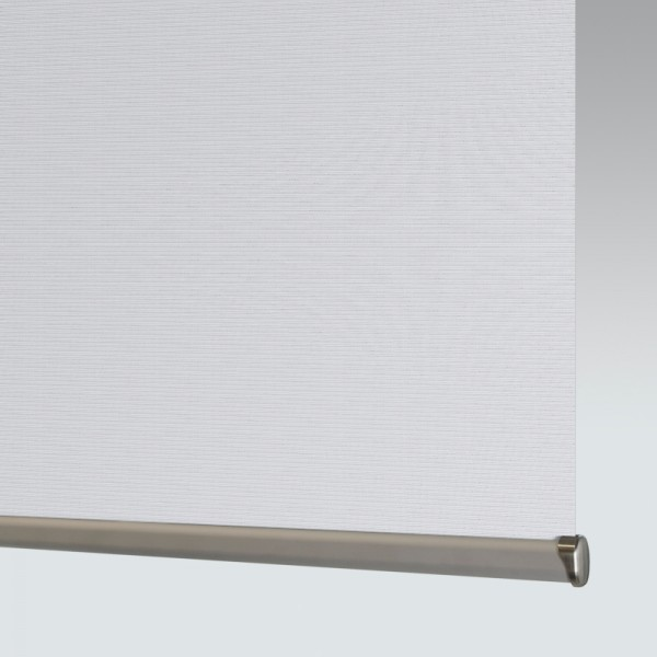 Style Studio Glint Silver Roller Blind