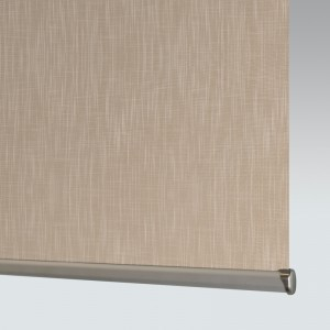 Style Studio Shantung Champagne Roller Blind