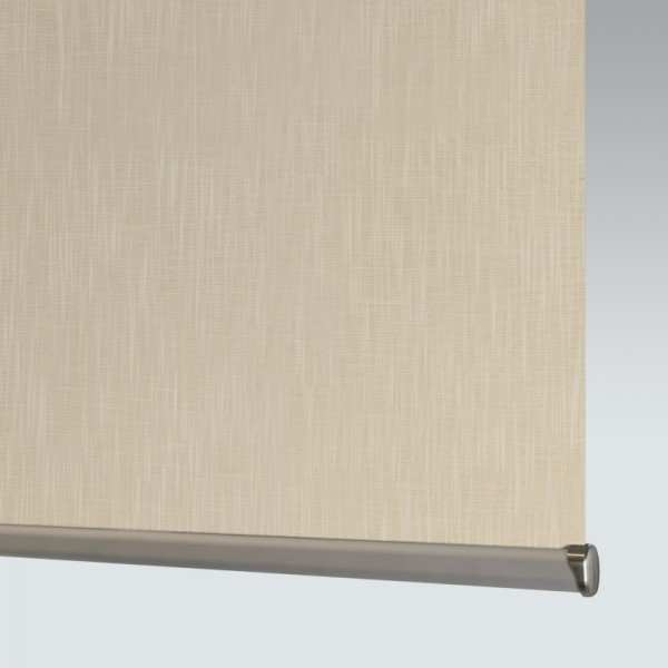 Style Studio Shantung Magnolia Roller Blind
