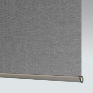 Style Studio Canvas Onyx Roller Blind