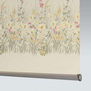 Style Studio Morning Glory Blossom Roller Blind