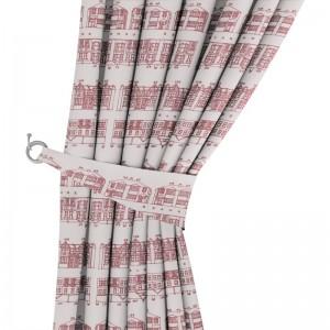 The Lane Rose Curtain