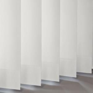 Style Studio Palette White Vertical Blind