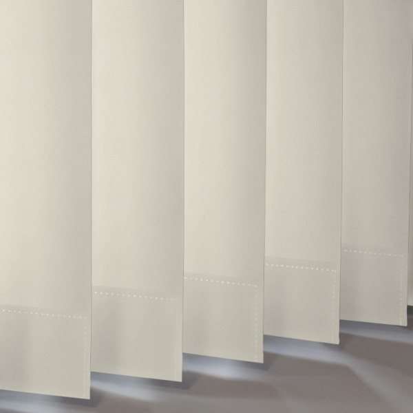 Style Studio Palette Cream Vertical Blind