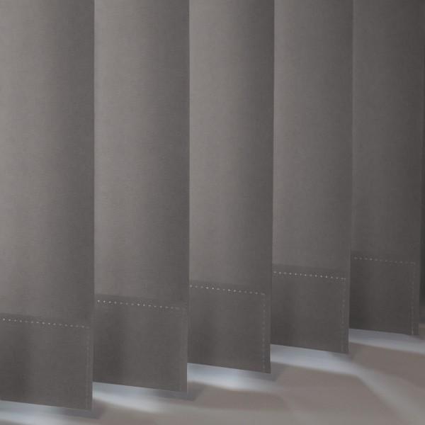 Style Studio Palette Concrete Vertical Blind