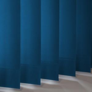 Style Studio Palette Atlantic Blue Vertical Blind
