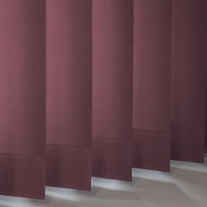 Style Studio Palette Plum Vertical Blind