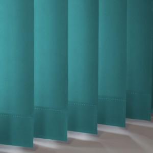 Style Studio Palette Teal Vertical Blind